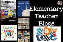 Elementary Teacher Blogs / Read about great ideas, effective strategies, and valuable resources for your elementary classroom...straight from the blogs of teachers. Pinning Rules:  1. Blog posts written BY teachers heavily preferred.  Blog posts about education NOT by teachers O.K. in moderation. 2.  Focus should NOT be only on selling from TPT.  Product placement on some blog posts is great, but not only focus of board. 3. Don't just pin from YOUR blog.   4. Likes, re-pins, and comments keep board alive.