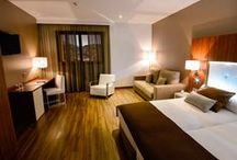 Mira por dentro Gran Hotel Botánicos / Imágenes del primer Hotel de 4 Estrellas en el Centro de Teruel