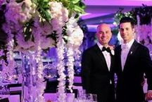 Mikie Russo & Richard's dream wedding (celebrity event planner) / All the details of Mikie & Richard's wedding at The Harbor Club at Prime, Huntington, NY. Flowers provided by Pedestals!   Professional Photography by Anthony Vazquez Photography
