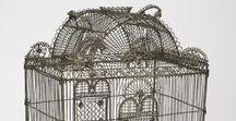 Bird cage & Bird house