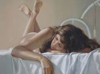 Painting without inhibitions - Too sexy
