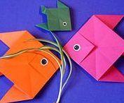 Helppo origami