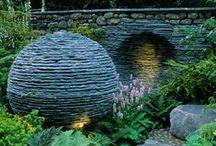Garden Art / Art in the garden