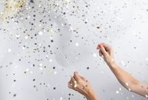 magpie / shiny glittery sparkles