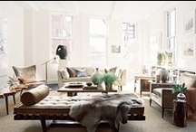 Livingroom / by Petra unebellemaison