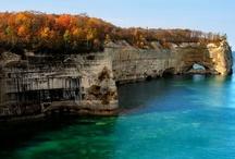 travel - USA: Michigan / by Natasha Tamminga