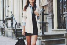 Nguyen's Style / Part Parisian, Part Prep, Always Polished. / by La Vida a la Moda