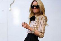 KC's Style / Fearlessly Feminine with a splash of Southern Chic / by La Vida a la Moda