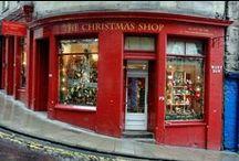 Christmas with The Edinburgh Address! / http://www.theedinburghaddress.com/christmas-and-new-year-availability