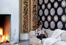 MyWall- Your Cover Story / MyWall is Goodrich's very own brand of wallcoverings. Be the master of your unique self and decorate your wall with these beauties.