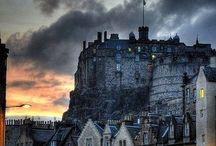 Enigmatic Edinburgh. / Beautiful. Inspiring. Home.