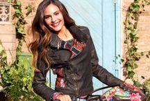 Love Desigual. / Fashion from spanish brand Desigual.