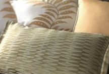 Charming Casadeco Fabrics / Excite your senses with alluring fabric designs from Casadeco.