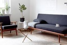 Design | Modern interior / Everything about interior design. Cool ways to organize your living spaces.