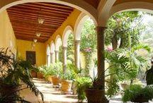 MEXICAN ARCHITECTURE & FURNITURE