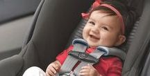 Buckle Up, Baby / Your child's car seat is one of the most important purchases you will ever make as a parent - don't let it stress you out, though! We have car seat how-to's, reviews, buying guides & more!
