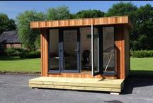 Luxury Garden Studios / These units are eco friendly and are suitable for most everyday applications.