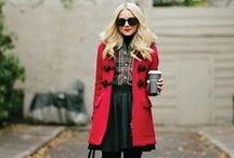 Winter Fashion / Fun ways to get ready for the cold!