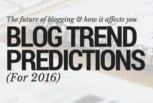 Blog Tips & Ideas