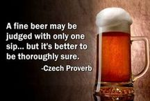 Beer Humor / For beer that may taste a little funny...