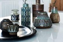 Ler, keramik, porcelæn