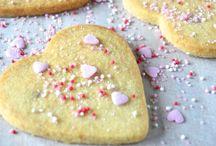 Valentine's Day / Valentine's Day baking inspiration