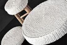 + s e a t // crochet // knitting