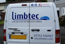 Limbtec Images / Logo's, vehicles, kit, and people