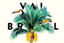 Brasil / Praias, montanhas, cachoeiras, frutas e cores do Brasil