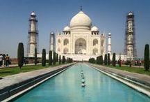 Inde / En prévision de mon futur voyage en Inde ^^ ! Je pars du 25 février au 10mars et je compte ramener pleins de photos que je mettrai ici