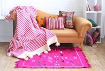 Wonderland / Interior design spaces for the artistic and creative home!