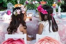 Kids DIY Party / Throwing the your child's dream party.
