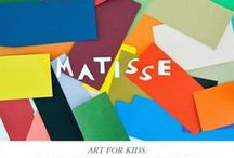 Kids Crafts / Activities / Fun crafts and activities to do with your kids.