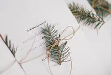 Woodland Stories / Great ideas for Nordic Weddings.