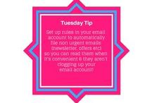Tuesday Time Saving Tip / Virtual Finesse is passionate about saving time and therefore we make it our business to stay up to date with new technologies and tips to ensure that we are using our time effectively.