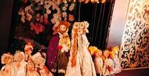 "Puppet-show ""Domovoi"" / Puppet show, Moscow, children's holiday, birthday, fairy tale"