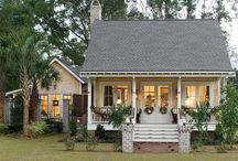 Cottage Ideas / by Opal Cosmos
