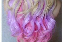 Hair  *Wild Colors* / by Angie Davidson
