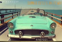 Ninefoot Online Shop / An impression of shirts, sweats, rugby's, polo's, t-shirts, knitwear and so on....