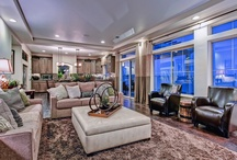 Great Rooms by Oakwood Homes / Pin & share YOUR favorite family room!
