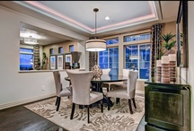 Dining Rooms by Oakwood Homes / Pin & share YOUR favorite Oakwood Homes' dining rooms!