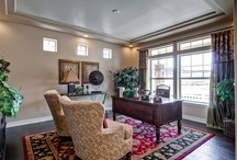 Home Offices by Oakwood Homes  / Pin & share YOUR favorite home offices!