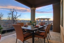 Backyard by Oakwood Homes / Patios and decks that will make you wish it was summer all year-round.