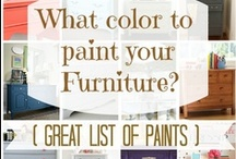 "Paint Color Inspiration / ""The purest and most thoughtful minds are those which love color the most. ""  ― John Ruskin"