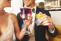 Wedding Inspiration / Don't let the little things stress you out! Find your wedding inspiration here, from customized champagne glasses to cute drinking straws, to bar menus and more! Whatever design or decoration you go with, make sure to choose Snake Oil Cocktail Company to provide delicious  custom-made drinks on your most special day!