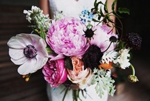 Floral Design / Flowers / Floral wedding inspiration including bouquets, arrangements, installations, garlands, swags, boutonnières...