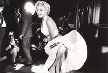 Marilyn and Natalie (my favorite actresses  / by Sheri Woodall