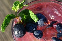 Blueberry Cocktails