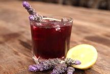 Lavender Cocktails
