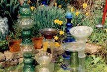 Garden art! My new hobby!  / by Sheri Woodall